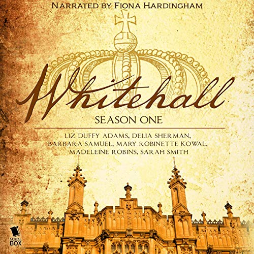Whitehall: The Complete Season 1 cover art