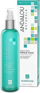 オーガニック ボタニカル 化粧水 トナー ナチュラル フルーツ幹細胞 「 CW トナー 」 ANDALOU naturals アンダルー ナチュラルズ
