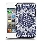 Head Case Designs Ensorcelé Mandala Coque Dure pour l'arrière Compatible avec Apple iPod Touch 4G 4th Gen