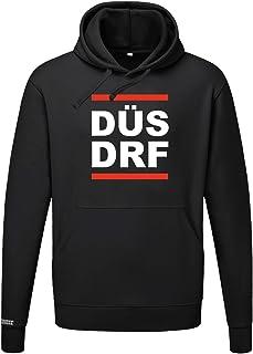 DÜS DRF - DÜSSELDORF - Herren UND Damen - Hoodie by Jayess