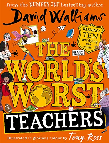 Walliams, D: World's Worst Teachers