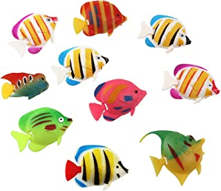 floating fish tank decorations
