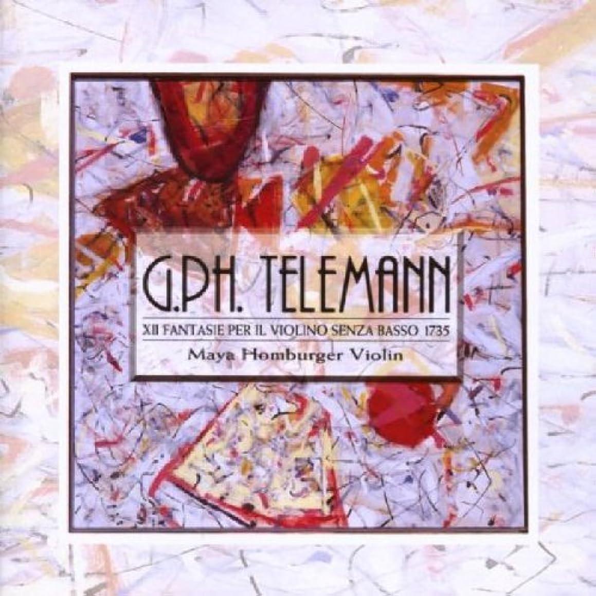 G.P.Telemann Fantasie