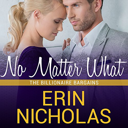 No Matter What audiobook cover art