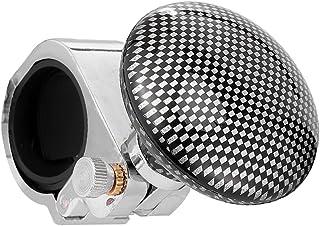 BESPORTBLE Steering Wheel Spinner Knob Volante Veículo Impulsionador Aid Controle Alça Bola de Golfe Driving Helper para C...