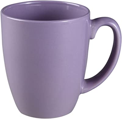 Corelle Livingware 11-oz Stoneware Mug, Purple