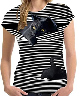WatFY Unisex Blouse T Shirts Pullover
