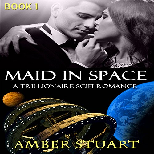 Maid in Space audiobook cover art
