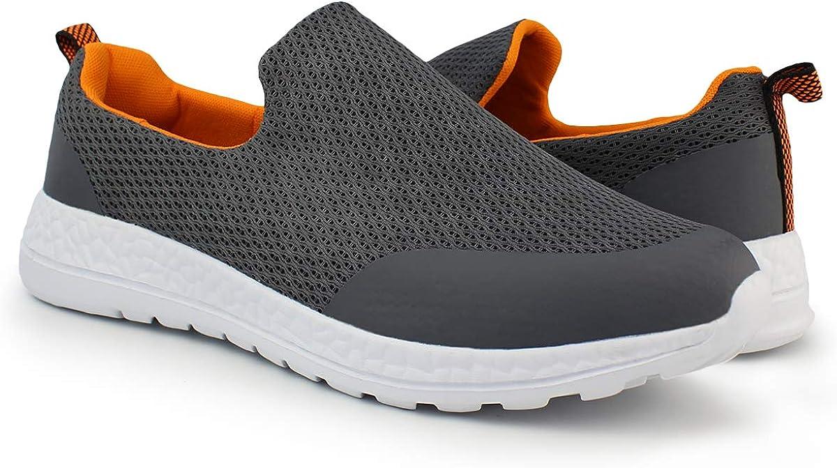 Hawkwell Men's Walking Shoes New York Mall Popular brand Memory Lightweight Foam Breathable