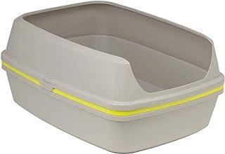 Moderna Lift To Sift Jumbo - Cat Litter Tray, 57 x 43 x H27 cm, Warm Grey, AA72, 5412087991143
