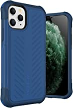Ballistic iPhone 11 Pro Bumper Case, Military Grade Protection Rugged Case for iPhone 11 Pro 5.8 [Tough Jacket Series] Blue