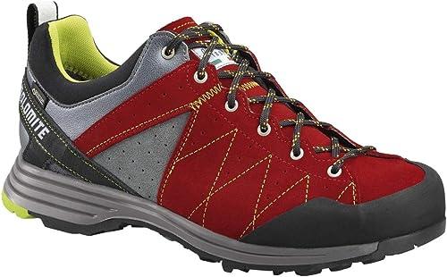 Dolomite Capricorne Low GTX 2.0 Fiery rouge vert Shoot