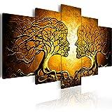 murando - Bilder Bäume Liebe 200x100 cm Vlies Leinwandbild