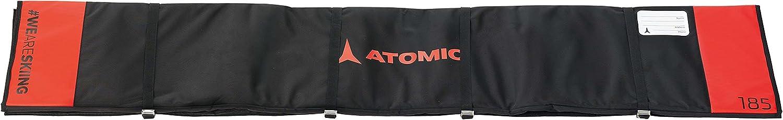 Atomic Redster FIS 3-Pair Ski Black Sz famous Bag 230cm security