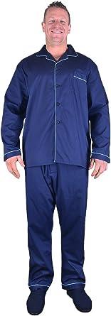 Big Mens Espionage Mick Long Pyjama Set 2XL 3XL 4XL 5XL 6XL 7XL 8XL