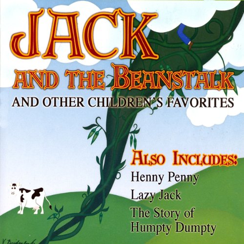 Jack and the Beanstalk and Other Children's Favorites audiobook cover art
