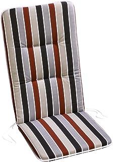 BEST 05081483 - Cojín para sillas de Exterior, Color Multicolor, 80 x 43 x 5 cm