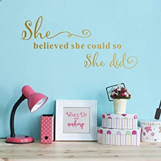 Best gold lettering for walls Reviews