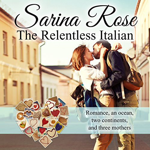 The Relentless Italian audiobook cover art