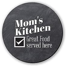 "Seven Rays Fridge Magnet ""Mom's Kitchen"""