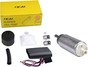DEAL AUTO ELECTRIC PARTS 1pc Brand New 255LPH High Flow Intank Electric Fuel Pump With Installation Kit GSS341