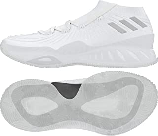 adidas Performance Men's Crazy Explosive Low 2017 PK Basketball Trainers - White