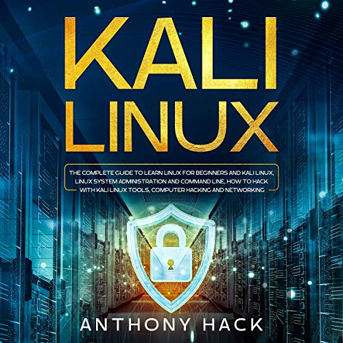 Kali Linux cover art