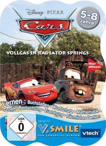 VTech 80-092664 - Gioco educativo V.Smile Cars