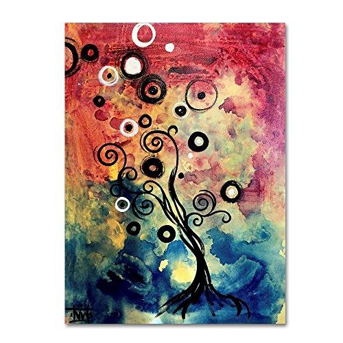 Severance by Natasha Wescoat, 24x32-Inch Canvas Wall Art