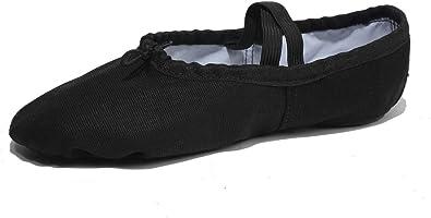 Lily's Locker - Ballet Shoes Split-Sole Dance Slipper for Girls Children and Adults