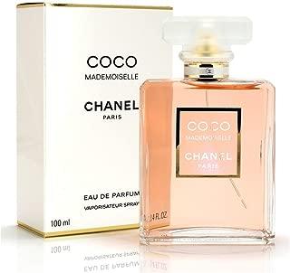 Chaneⅼ Coco Mademoiselle For Women Eau de Parfum Spray 3.4 Fl. OZ. / 100ML.