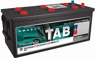 C100 PlusEnergy Bateria AGM 12V TP-150 100AH 150AH C10 Ideal para Autocaravana,Caravana,Barco y instalaci/ón Solar /…