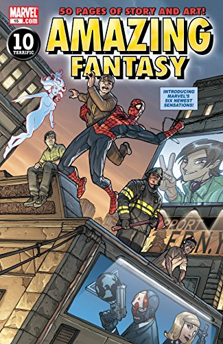Amazing Fantasy (2004-2006) #15 (English Edition)