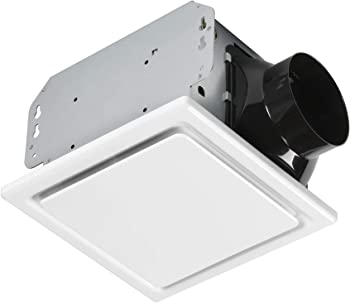 Homewerks 7140-50F Ceiling Mount Bathroom Exhaust Fan