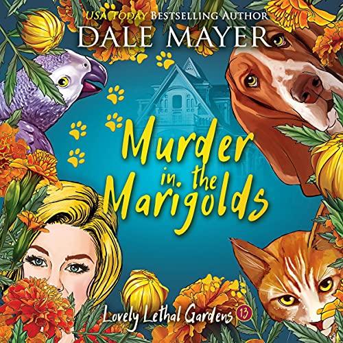 Murder in the Marigolds cover art