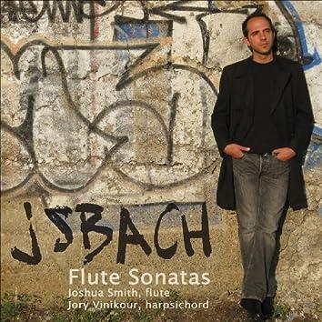 Bach, J.S.: Flute Sonatas