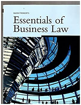 Paperback Essentials of Business Law Book