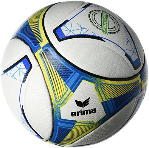erima Ball Hybrid Futsal SNR, weiß/blau, 4, 719629