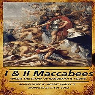 The Books of I & II Maccabees cover art