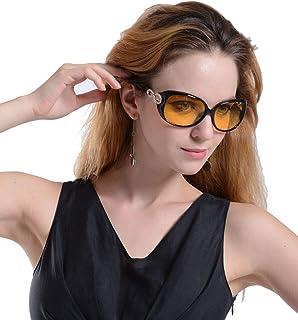 34636a2fad Gafas de sol polarizadas con visión nocturna Agstum para conducción