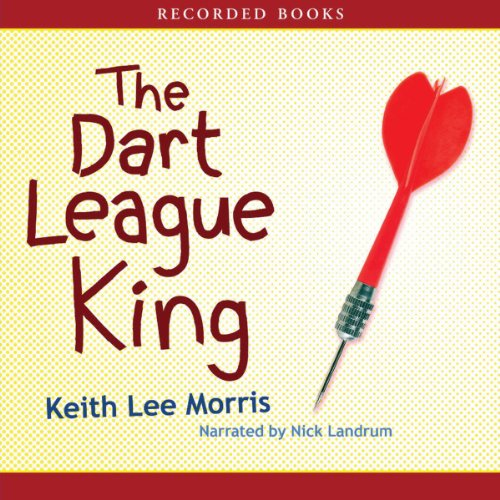 The Dart League King audiobook cover art