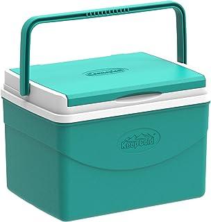 علبة غذاء كوزموبلاست MFIBXX089TG لحفظ برودة النزهة البلاستيكية سعة 5 لتر