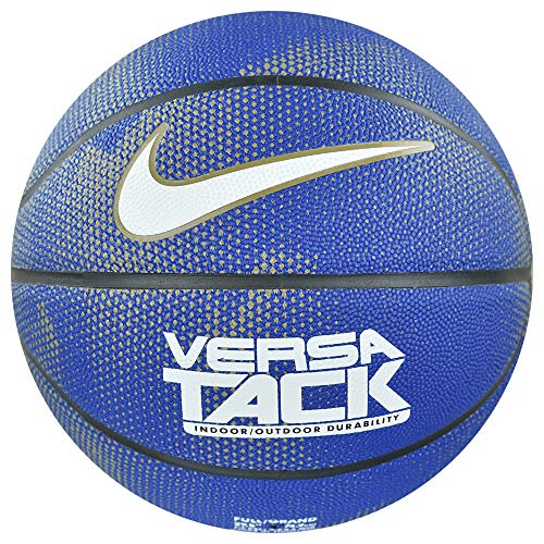 Nike Versa Tack 8P Baloncesto Indoor – Outdoor (Game Royal/Anthracite/Neutral Olive/White)