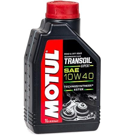 Motul Getriebeöl Spezial Mehrbereichsöl Transoil Expert 2t 4t 10w40 1l Auto