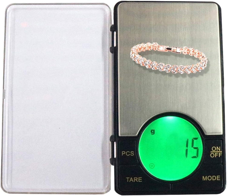 Warmhome Warmhome Warmhome Mode 200 tragbare hochpräzise elektronische Schmuckwaage (0.01g  200g), ohne Batterie, Edelstahl. Gemütlich B07MH21D17 0321d8