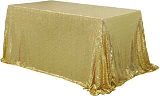 Best gold tablecloth party Reviews