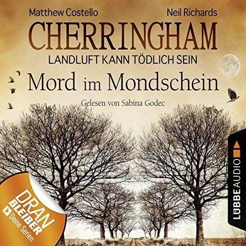 Mord im Mondschein audiobook cover art