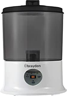 Brayden Zano V11 Ozonizer, Disinfectant Machine for Vegetables and Fruits, Kills Bacteria/Viruses and Removes Pesticides, ...