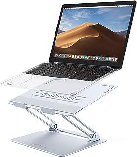 Soporte Portatil dodocool Suporte Ajustável Portátil Laptop, Alumínio Ventilado Plegable Sporte. Soporte Ergonómico Compat...