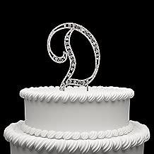 diamante wedding cake decorations